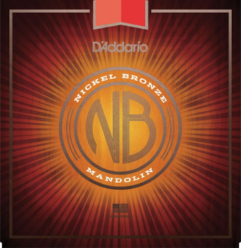 Daddario nickel bronze mandolin strings