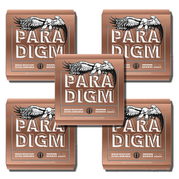 Ernie Ball Paradigm Acoustic Guitar Strings
