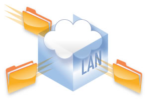 Our Cloud Computing platform allows anytime access from anywhere and from any device