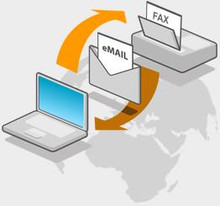 Discover a flexible, affordable alternative to fax machines. Send and receive faxes using your email account.