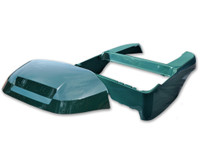 Madjax Green OEM Club Car Precedent Body Kit (Fits 2004-Up)