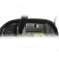 Carbon Fiber Dash - fits 08+ Club Car®Precedent