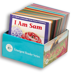 Emergent Readers are decodable books