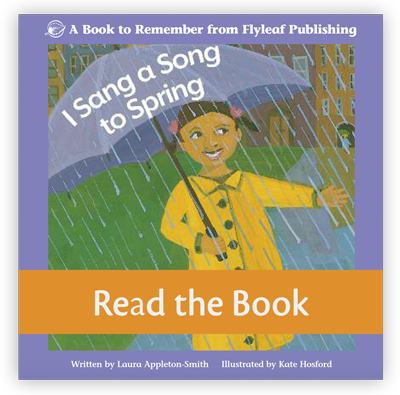 I Sang a Song to Spring full decodable book preview
