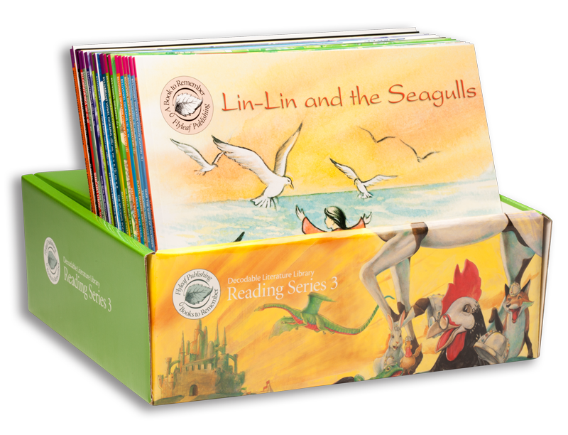 Reading Series Three decodable book set