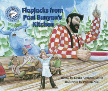 Flapjacks from Paul Bunyan's Kitchen