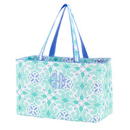 Sea Tile Ultimate Tote
