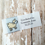 Clothing Label - Sheep