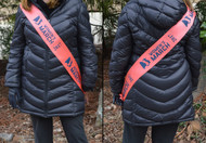 Sashes for Women's March on Washington, 2017