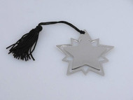 "Personalized 2.75"" Star Bookmark with Tassel"