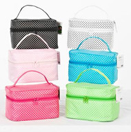 Polka Dot Travel Bags