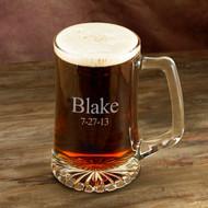 Personalized 25 oz. Sports Mug