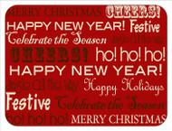 Holiday Seasons Custom Designer Cutting Boards