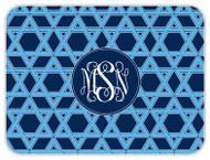 Jewish Star of David Custom Designer Cutting Boards