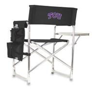 Sports Chair - Texas Christian University