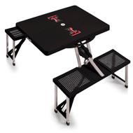 Picnic Table - Texas Tech