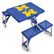 Picnic Table - University of Michigan