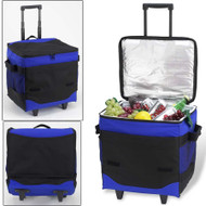 60 Can Collapsible Rolling Cooler