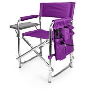 Sports Chair - Purple