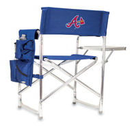 Sports Chair - Atlanta Braves