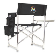 Sports Chair - Miami Marlins