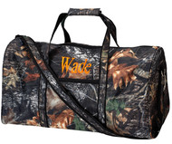 Camo Duffel Bag