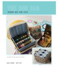 The Bob Box digital Pattern. Tiny box and case for small projects.