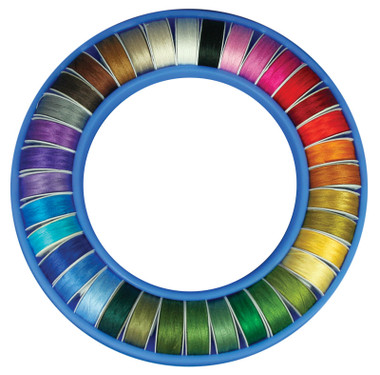 Superior Threads Frosted Donut - 36 Prewound MasterPiece L Style Bobbins