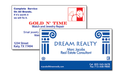 Economic Business Cards