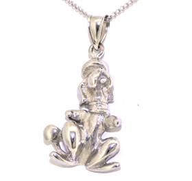 Sterling Silver Dog Charm 80000568