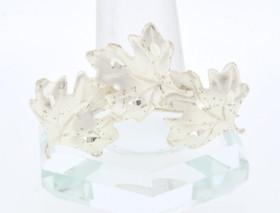 Sterling Silver Three-Leaf Pin 85010388