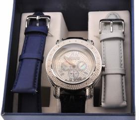 Techno Swiss Diamond Chronograph Men's Watch 62000002