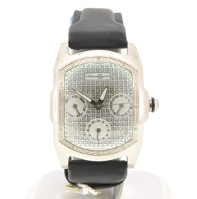 Techno Swiss Diamond Chronograph Women's Watch 63310105