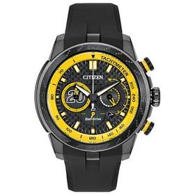 Citizen Men's CA4159-03E Matt Kenseth Ecosphere Limited Edition Analog Display Japanese Quartz Black Watch