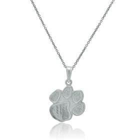 Sterling Silver Dog's Paw Charm  85010502