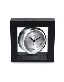 Citizen Decorative Accents Spinning Photo Clock - Gray Dial CC1009