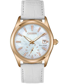 Citizen Corso Rose Gold Tone Women's Watch  EV1033-08D