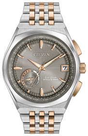 Citizen Eco-Drive CC3026-51H Mens Satellite Wave-World Time GPS