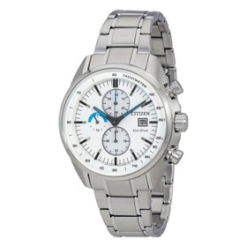 Citizen Men's 'Drive' Quartz Stainless Steel Casual Watch CA0590-82A