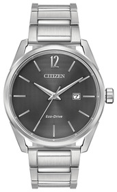 Citizen BM7410-51H CTO Men's Watch Silver 42mm Stainless Steel