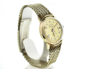 69000088 Bulova Ladies' 30 Jewels Self-Winding Preowned Watch