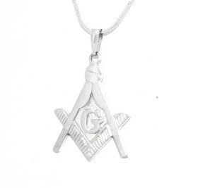 Sterling Silver Masonic Charm 85210425