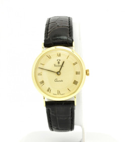 69000087 14K Yellow Gold Ladies' Preowned Watch