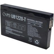 UB1220-T - 12V 2Ah SLA Battery | Battery Specialist Canada