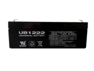 UB1222 Battery - 12V 2.2Ah | Battery Specialist Canada