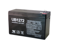 12 Volts 7.2Ah -Terminal F1 - SLA/AGM Battery - UB1272 | batteryspecialist.ca