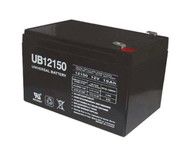 12V 15Ah with 4.2mm Hole - UB12150 -  40648 | Battery Specialist Canada