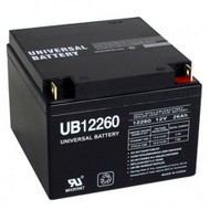 12 Volts 26Ah -Terminal T3 - SLA/AGM Battery - UB12260 | Battery Specialist Canada