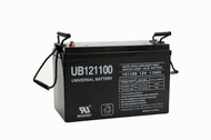 12 Volts 110Ah -Terminal I6 - SLA/AGM Battery - UB121100 - Group 30H | Battery Specialist Canada