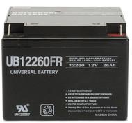 UB12260FR - 12V 26Ah | Battery Specialist Canada